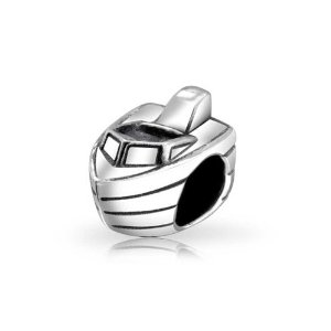 Pandora Nautical Speedboat Charm
