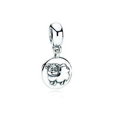 Pandora Old Sheep Charm