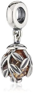 Pandora Pendant Autumn Leaves CZ Charm