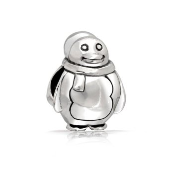 Pandora Penguin Sterling Silver Charm