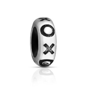 Pandora Rubber Spacer XOXO Charm