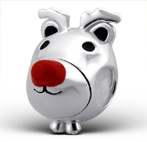 Pandora Rudolph The Red Nosed Reindeer Charm