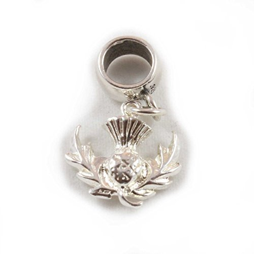 pandora scottish thistle dangle charm best selling