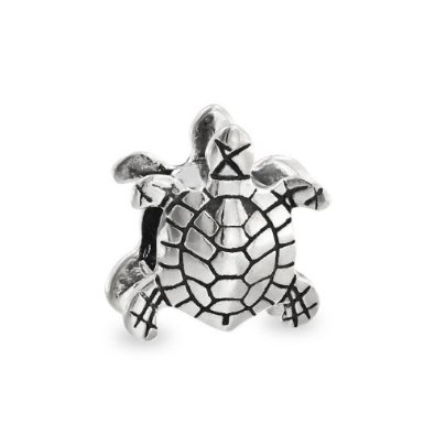 Pandora Sea Turtle Sterling Silver Charm