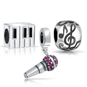 Pandora Set Of Musical Charm