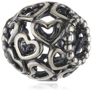 Pandora Silver Heart Someone Special Charm