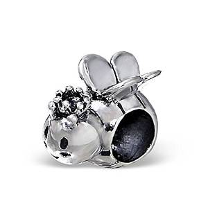 Pandora Smiling Bumble Bee Charm
