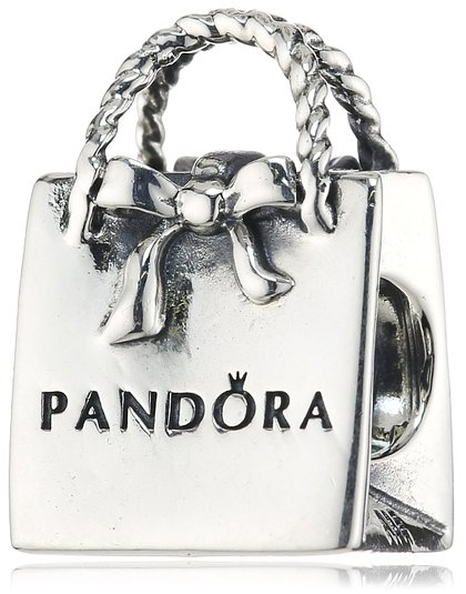 Pandora Solid Silver Genuine Bag Charm