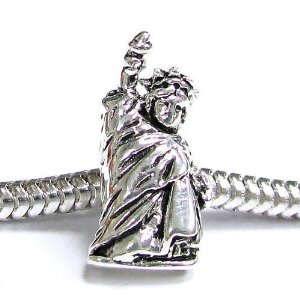 Pandora Statue Of Liberty USA Charm