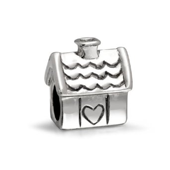 Pandora Sterling Silver House Charm