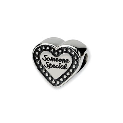 Pandora Sterling Silver Someone Special Heart Charm image