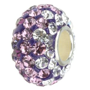 Pandora Swarovski Crystal Gradient Color Charm
