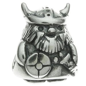 Pandora Viking Warrior Pirate Charm