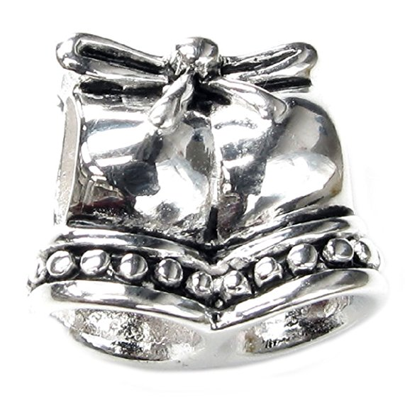 Pandora Wedding Bells Ring Car Album Group Charm